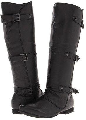 Naughty Monkey Shasta (Black) - Footwear