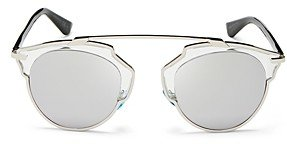 Christian Dior Women's So Real Mirrored Sunglasses, 48mm