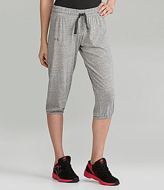 Under Armour Charged Undeniable Capri Workout Pants