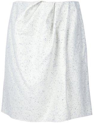 Carven Tweed skirt