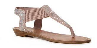 Madden-Girl Tanduum Flat Sandal