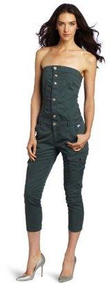G Star G-Star Women's Solar Rovic Slim Suit Ankle Pant