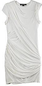 Alexander Wang Slinky Jersey Goddess Dress