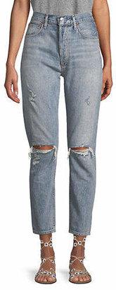 A Gold E AGOLDE Jamie Classic Hi-Rise Jeans