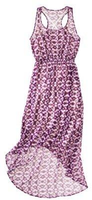 Mossimo Petites Sleeveless Scoop Neck Maxi Dress - Assorted Prints