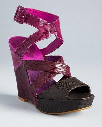 Juicy Couture Wedge Sandals - Melanie