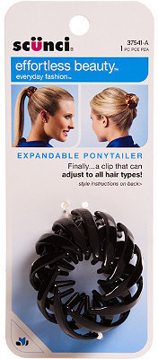 Scunci Expandable Ponytail Holder
