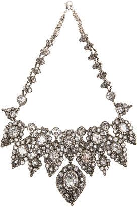 Erickson Beamon Hello Sweetie Necklace in Crystal
