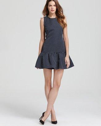 Juicy Couture Dress - Flirty Dots Faille