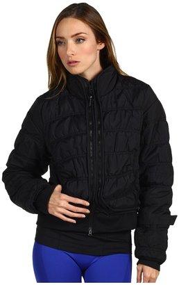 adidas by Stella McCartney ES Padded Jacket Z01733 (Black/Black) - Apparel