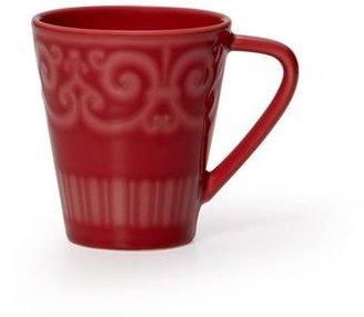 Mikasa Sutton Crimson Mug