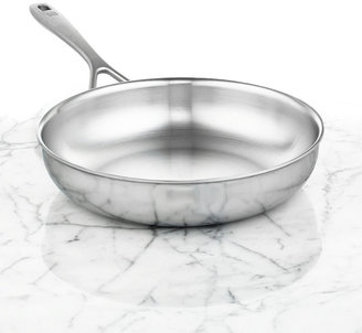 "Zwilling J.A. Henckels Sensation 5-Ply Stainless Steel 9.5"" Fry Pan"