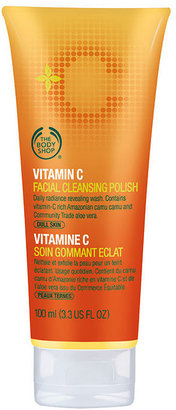 The Body Shop Vitamin C Facial Cleansing Polish 3.38 fl oz (100 ml)