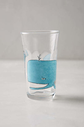 Anthropologie Molly Hatch Menagerie Juice Glass
