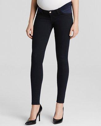 J Brand Maternity Jeans - Mama J Photo Ready Skinny Legging in Bluebird $211 thestylecure.com