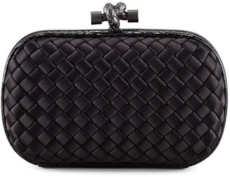 Bottega Veneta Oval Minaudiere, Small