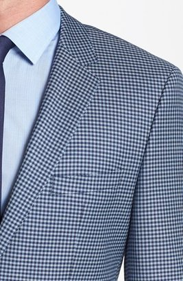 HUGO BOSS 'The Smith' Trim Fit Check Sportcoat