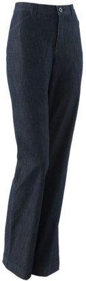 Lee comfort waist straight-leg jeans