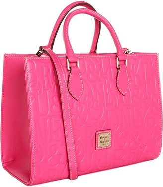 Dooney & Bourke Retro Janine (Pink) - Bags and Luggage