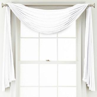 ROYAL VELVET Royal Velvet Lantana Window Scarf Valance $65 thestylecure.com