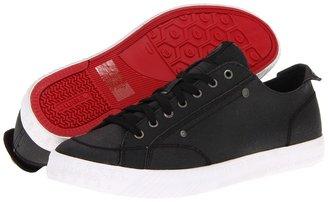 Diesel D-78 Low - 12 (Black) - Footwear