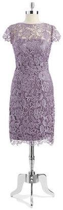 Patra Floral Lace Dress