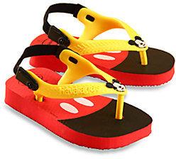 Havaianas Infant's & Toddler's Mickey Flip Flops