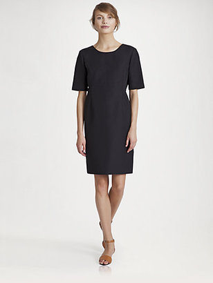 Marni Cady V-Back Dress