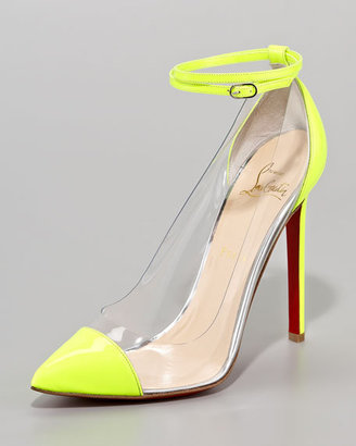 Christian Louboutin Unbout Illusion Pump