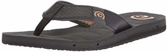 Cobian Men's Draino Flat Sandal - 8 D(M) US