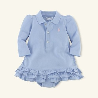 Cotton Cupcake Dress