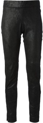 McQ by Alexander McQueen skinny fit trousers