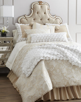 """Dian Austin Couture Home Chantilly"""" Bed Linens"""