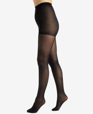 Berkshire Women's Shimmers Opaque Control Top Tight 4643