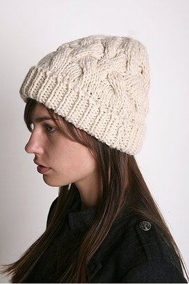 Urban Outfitters Cable Knit Beanie