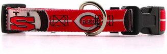 Hunter Manufacturing Cincinnati Reds Dog Collar $12.99 thestylecure.com