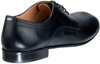 Maison Martin Margiela Black leather oxfords