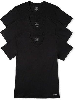 Men's Calvin Klein 3-Pack Classic Fit T-Shirt $39.50 thestylecure.com