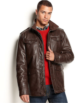 Sean John Outerwear, Four Pocket Field Jacket