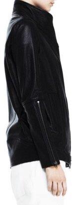 Helmut Lang Cluster Leather Jacket