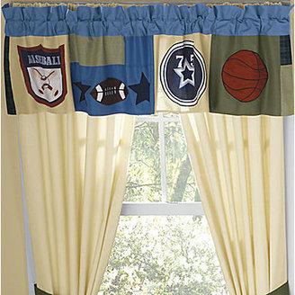 JCPenney Sports Match Window Treatments