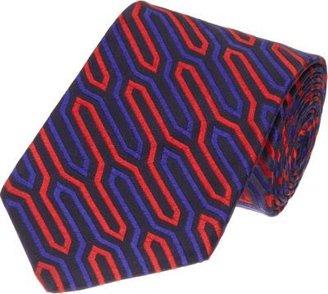 Duchamp Vintage Geometric Tie