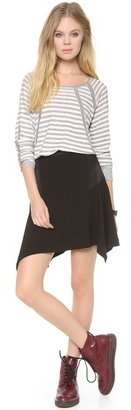 Marc by Marc Jacobs Anya Crepe Skirt