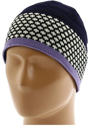 Smartwool Popcorn Cable Hat (Imperial Purple) - Hats