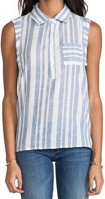 Splendid Oasis Stripe Shirting