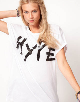 Asos T-Shirt with Hype Sticker