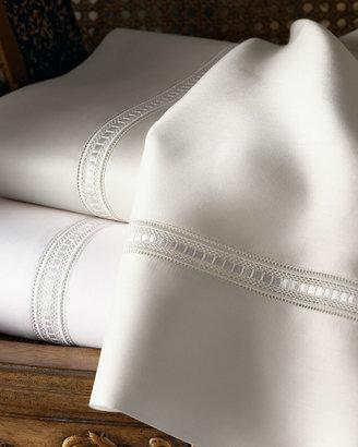 Sferra Full/Queen 590 Thread Count Flat Sheet