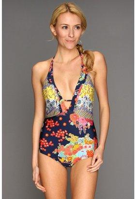 Nanette Lepore Nantt Lpor Tatsuyama Goddss Womn's Swimsuits On Pic