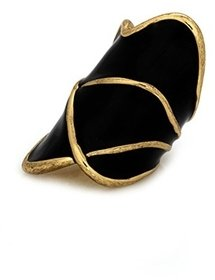Belle Noel by Kim Kardashian Thread and Enamel Ring
