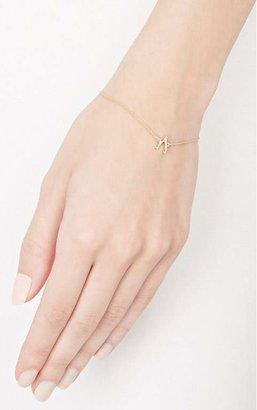 Jennifer Meyer Women's Wishbone Charm Bracelet